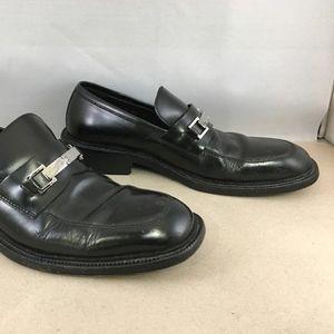 Authentic Black Gucci Men's Shoes